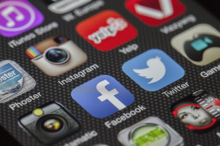 Sociale media promoten