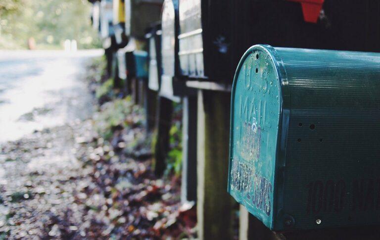 Mailing promotie
