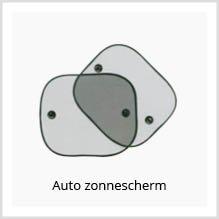 Auto-Zonnescherm als relatiegeschenk