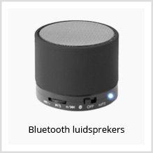 Speakers bedrukken | Promostore relatiegeschenken