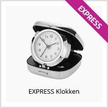 Express klokken bedrukken