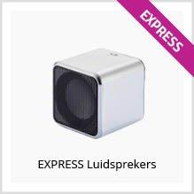 Express luidsprekers bedrukken