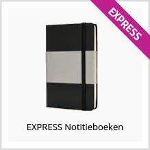 Express notitieboeken bedrukken