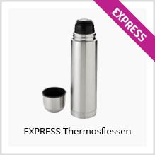 Express thermosflessen bedrukken