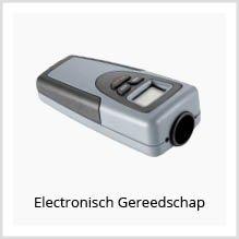 Electronisch gereedschap promotie-artikelen