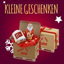 Kleine Kerstgeschenken met logo