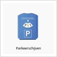 Parkeerschijven als relatiegeschenk