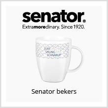 Senator Bekers als relatiegeschenken