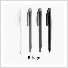 Senator Bridge met logo bedrukken