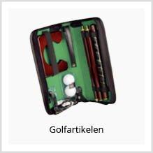 Golfartikelen als relatiegeschenk