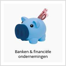 Banken en financiële ondernemingen