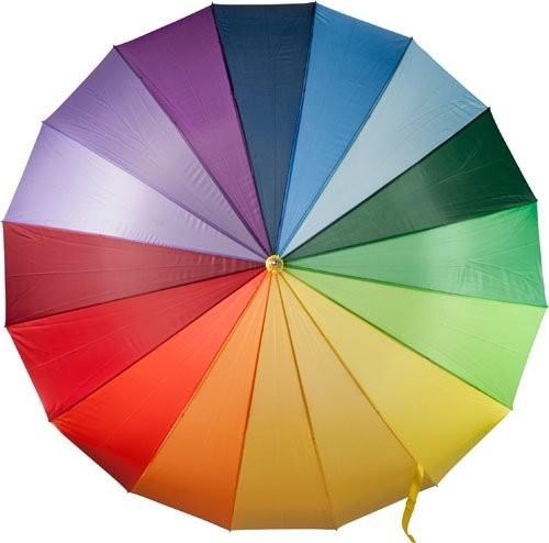 Paraplu 'Rainbow'