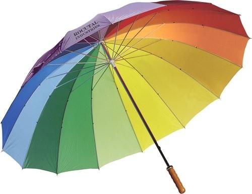 Paraplu 'Rainbow', View 2