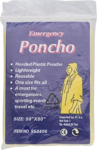 Poncho 'Emergency'