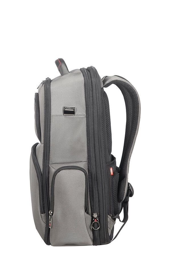 Samsonite Pro-DLX 5 Laptop Backpack 3V 17.3 EXP., View 3
