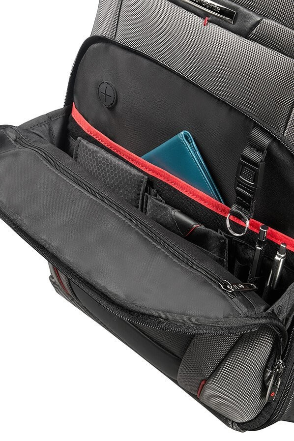 Samsonite Pro-DLX 5 Laptop Backpack 15.6 EXP., View 7