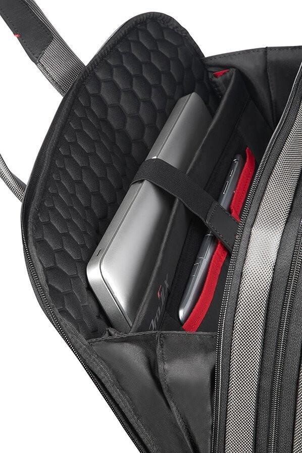 Samsonite Pro-DLX 5 Laptop Bailhandle 17.3'' EXP., View 3