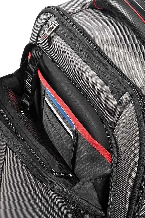 Samsonite Pro-DLX 5 Laptop Backpack 3V 15.6, View 5