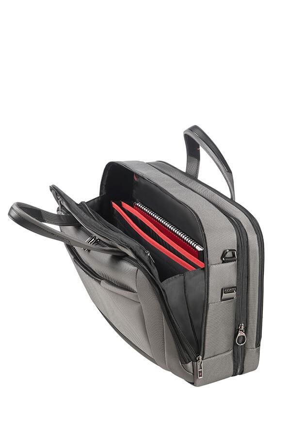 Samsonite Pro-DLX 5 Laptop Bailhandle 17.3'' EXP., View 2