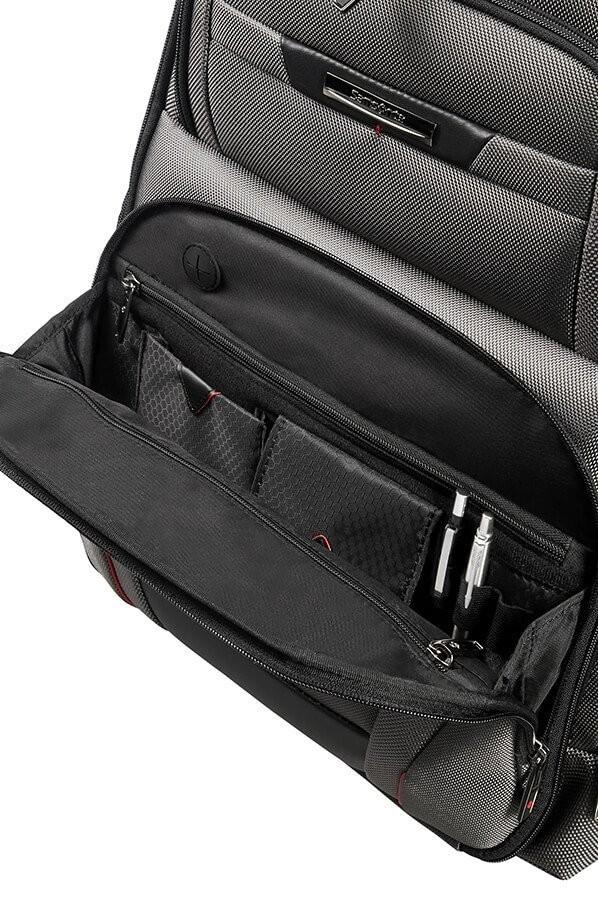 Samsonite Pro-DLX 5 Laptop Backpack 3V 15.6, View 3