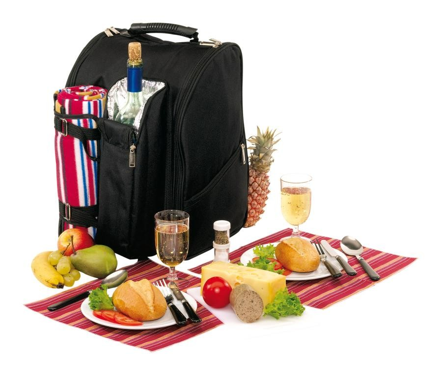 """Picnic Backpack 2 Persons """"Diabolo"""""""