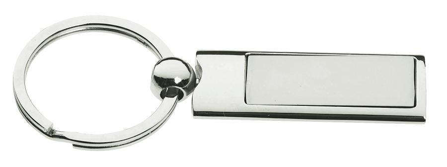 "Key-chain ""Thassos"", silver"