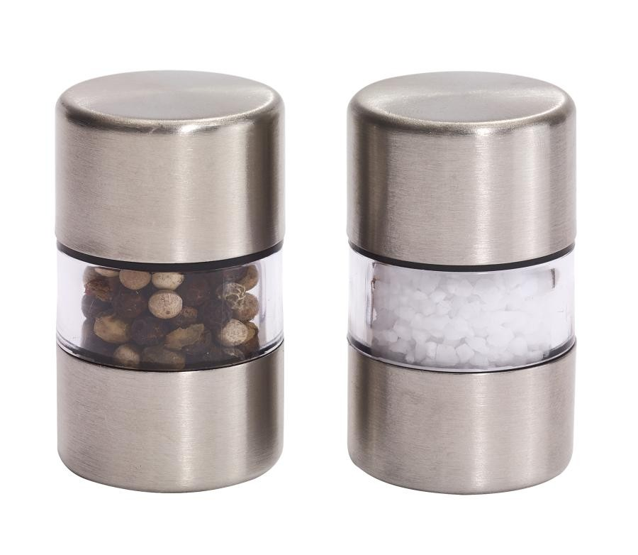 """Salt and pepper mill """"spice flavor"""""""
