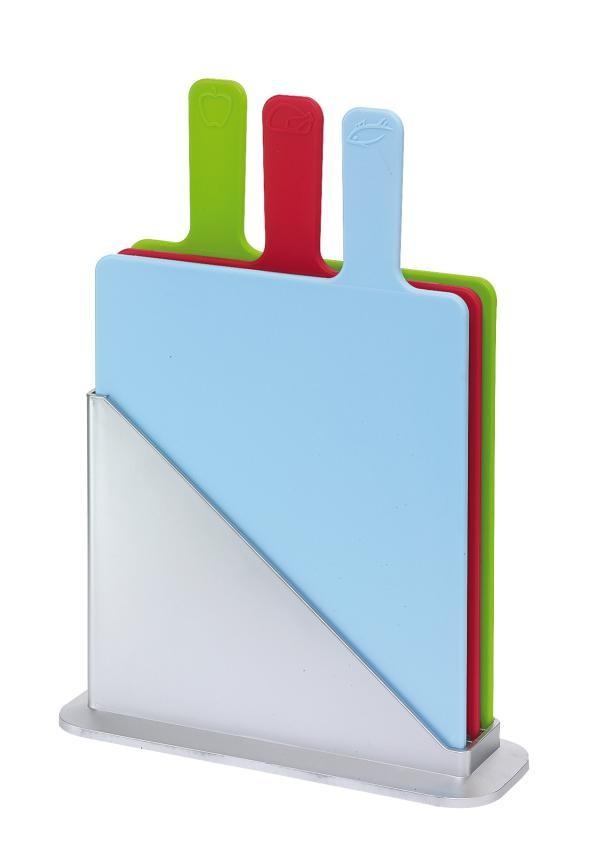 "Cutting board ""Tricolour"""