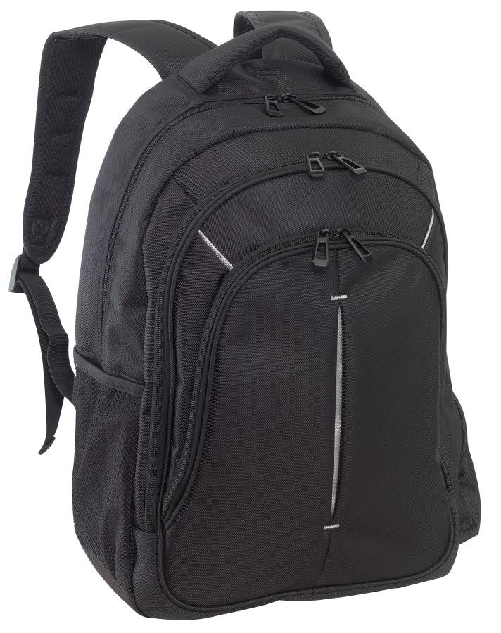 Rucksack 'Silver Ray' 1680D,black/silver