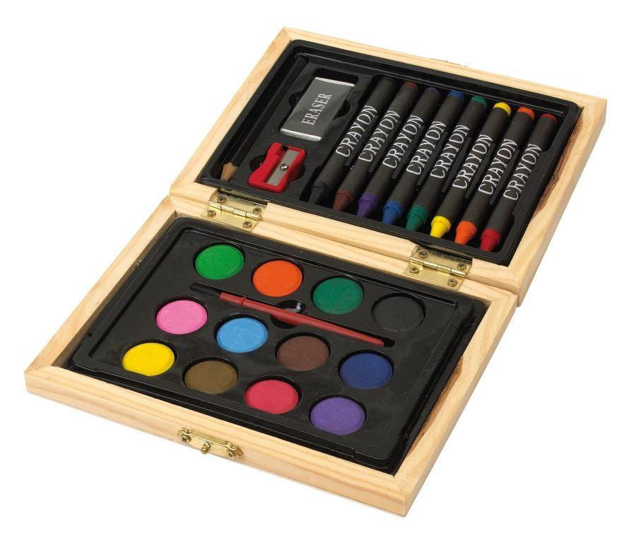 "Colouring set ""Creative colour"""