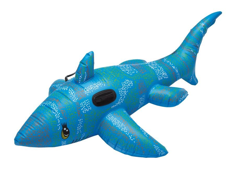 "big infl. shark, ""Daisy"""