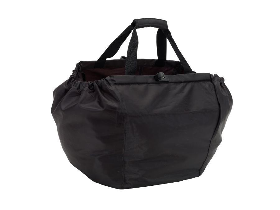 """Cart. shopping bag """"FAXE"""", black"""