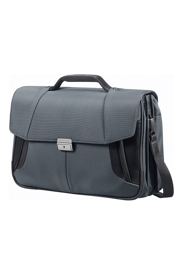 Samsonite XBR Briefcase 3 Gussets 15.6''