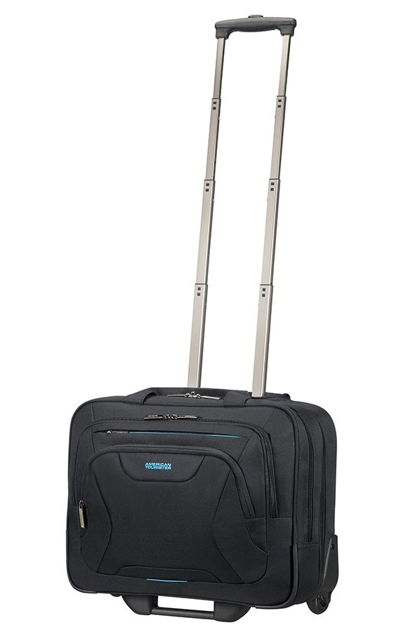 American Tourister AT Work Rolling Tote 15.6'', View 4