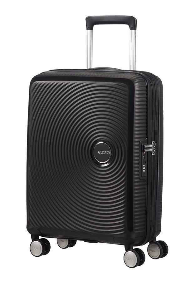 American Tourister Soundbox Spinner 55 EXP.