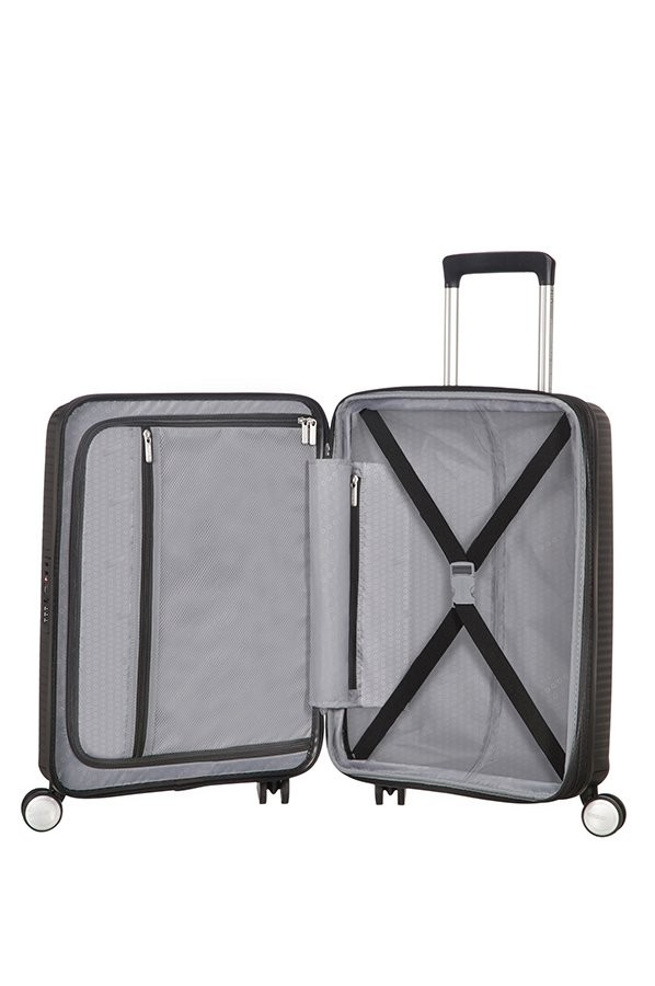 American Tourister Soundbox Spinner 55 EXP., View 3