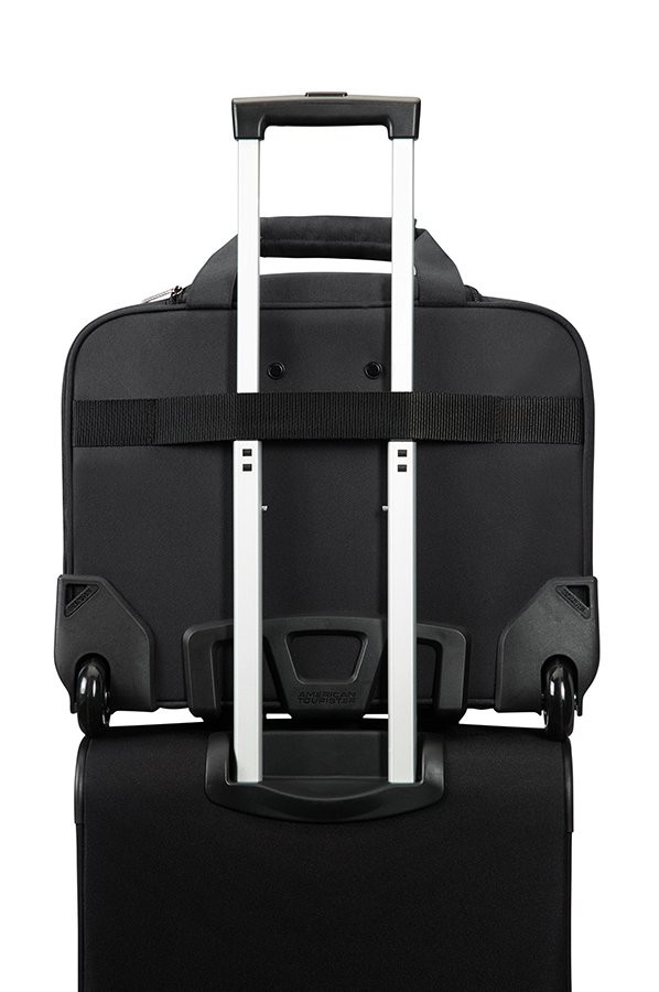 American Tourister AT Work Rolling Tote 15.6'', View 3