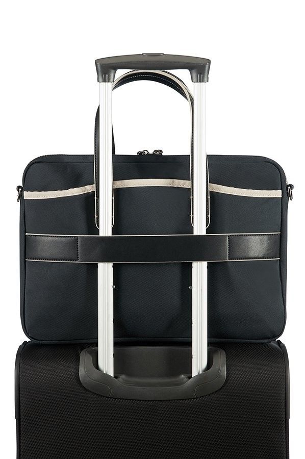 Samsonite Nefti Bailhandle 15.6'', View 2