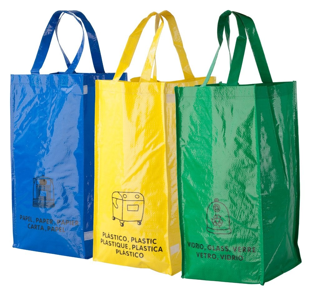 Recycling Tassen ''Lopack''