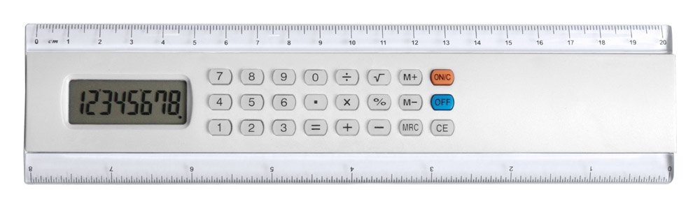 Calculator liniaal ''Profex''