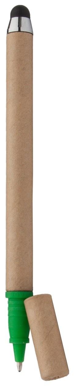 Gerecyclede Papieren Stylus Met Balpen ''Ecotouch''