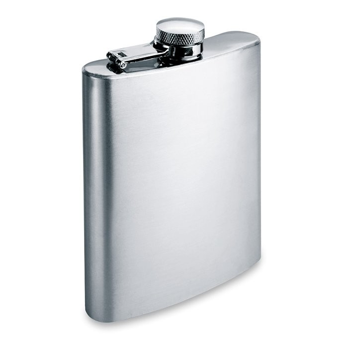 Heupfles 200 ml SLIMMY FLASK, View 2