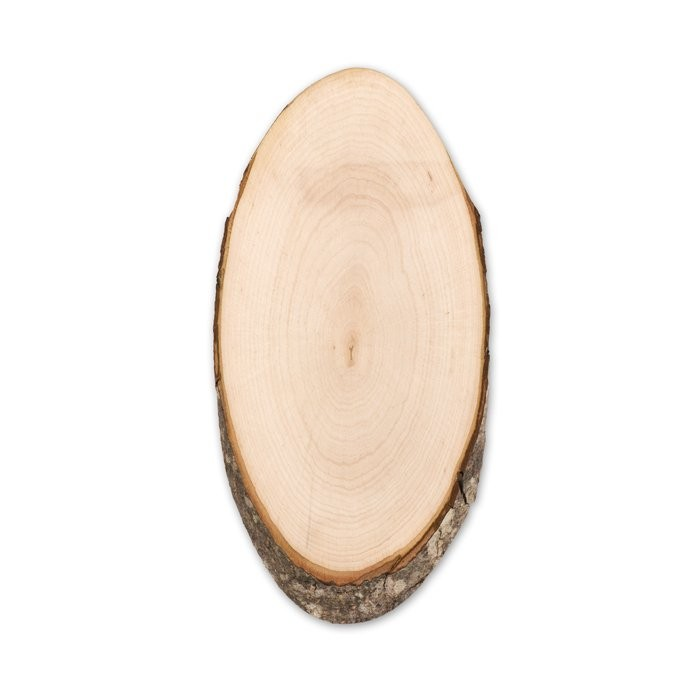Ovale houten snijplank ELLWOOD RUNDA