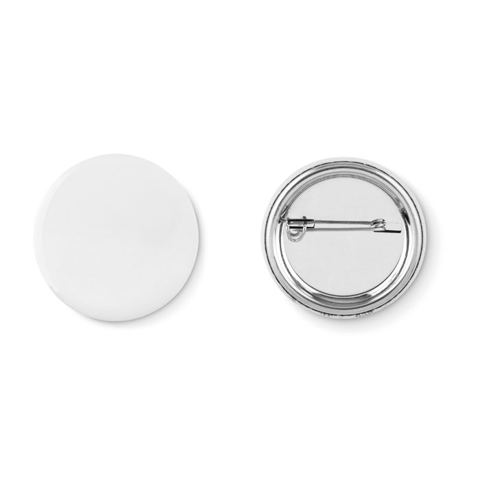 Klein metalen button SMALL PIN
