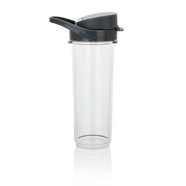 Smoothie 2 Go mini blender 300W, wit/grijs, View 7