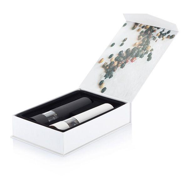 Converse elektrische peper & zout set, wit, View 2