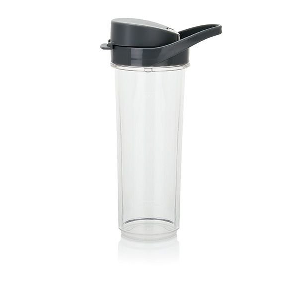 Smoothie 2 Go mini blender 300W, wit/grijs, View 6