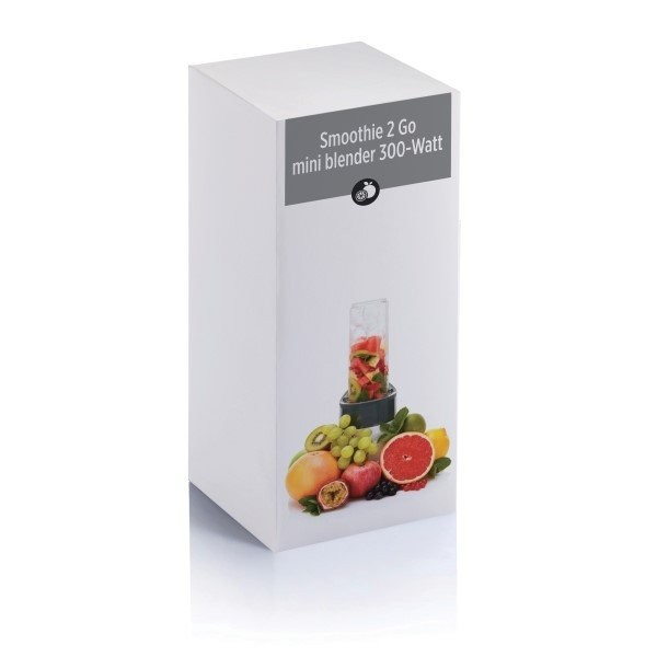 Smoothie 2 Go mini blender 300W, wit/grijs, View 11