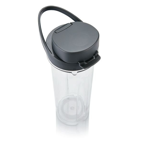 Smoothie 2 Go mini blender 300W, wit/grijs, View 8