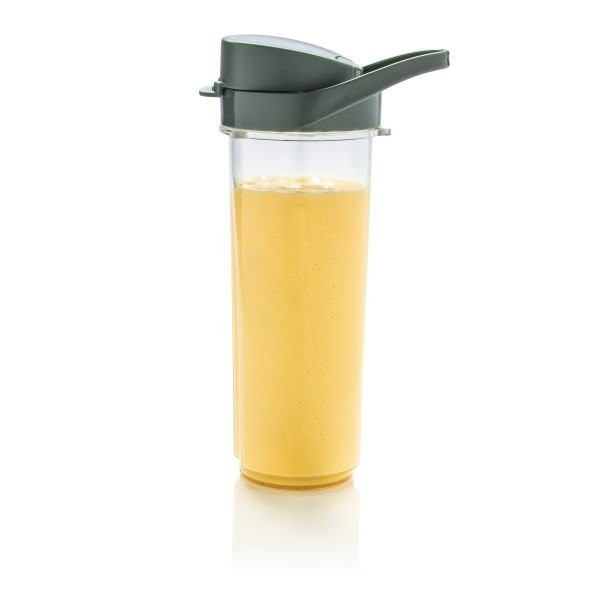 Smoothie 2 Go mini blender 300W, wit/grijs, View 9